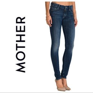 MOTHER The Looker Here Kitty Kitty Jeans Size 24